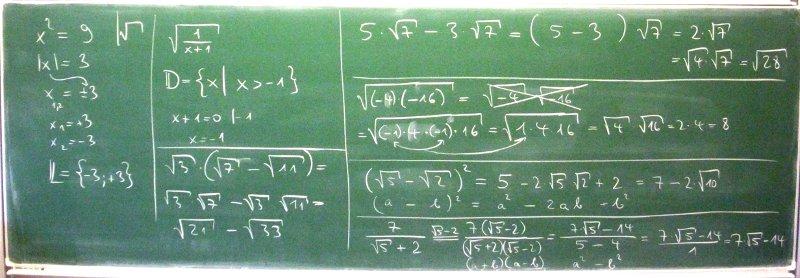 quadratwurzel berechnen aufgaben