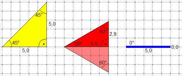 0910 Unterricht Mathematik 9a - Trigonometrie