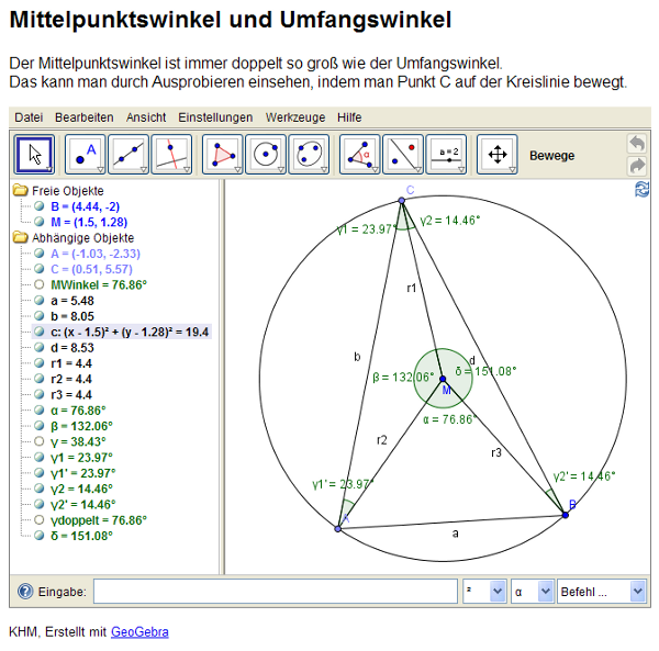 1011 Unterricht Mathematik 9c - Trigonometrie